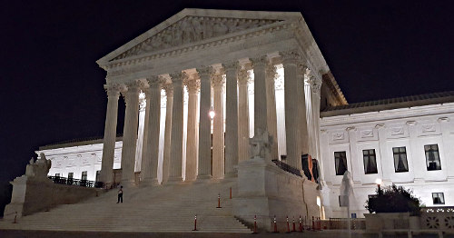 supreme court bldg. Washington D.C.