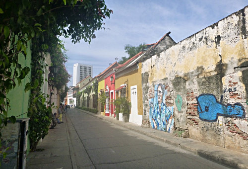 The Colors of Cartagena – Colombia