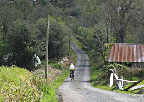 Why your next trip to Ireland should be on two wheels