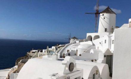 The Secret Side of Santorini