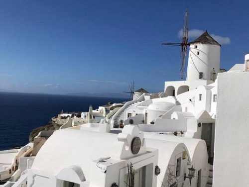 The Secret Side of Santorini