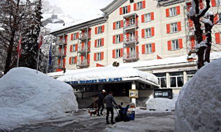 Feeling Good at Leukerbad, Switzerland's Thermal Pool Village