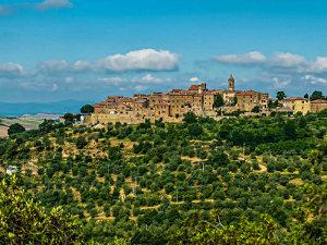 The Omphalos of Tuscany in Castelmuzio