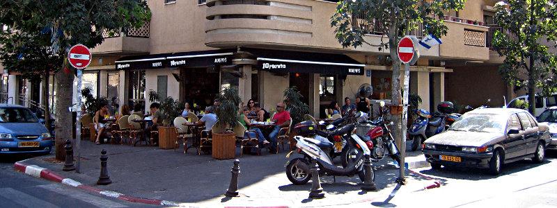 Florentine Street Cafe