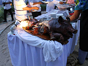 Lechon at the Wedding Feast