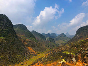 Hills and Valleys of Ha Giang