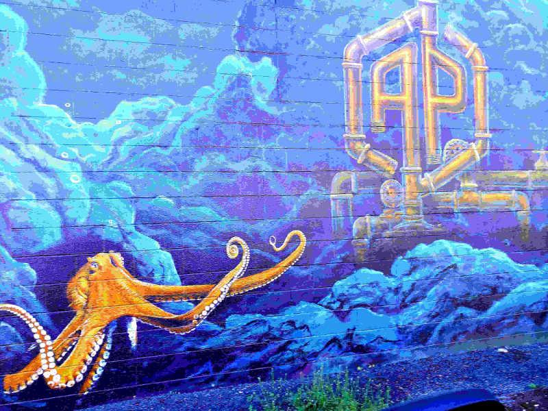 Title Unknown, urban art