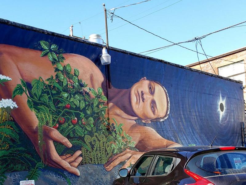 Pachamama, urban art