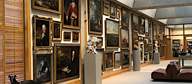 Inside the Long Gallery