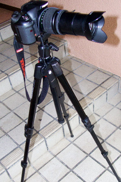 Camera Talk: Buying a Tripod