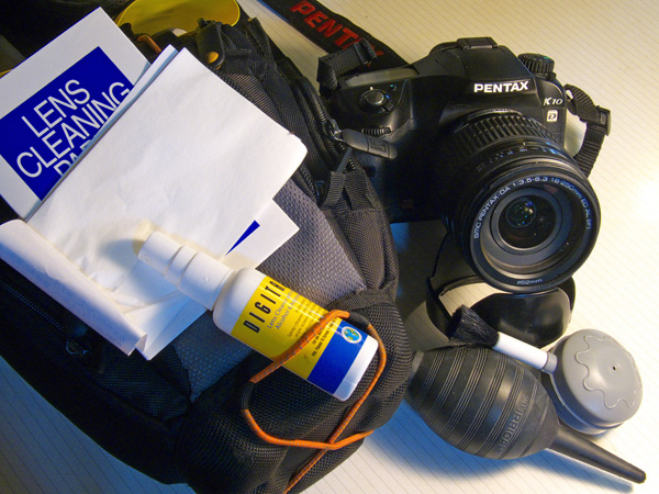 Camera Talk: Cleaning Your Camera