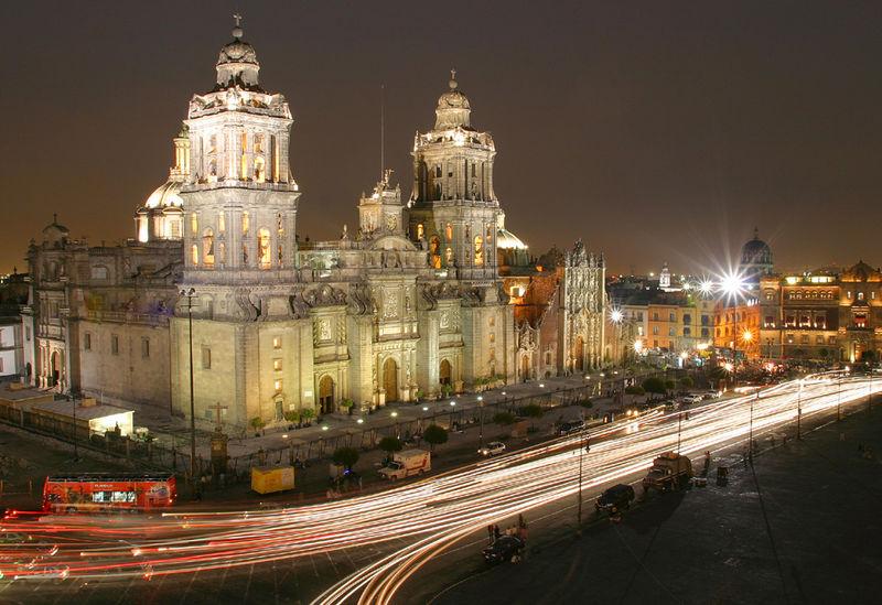 Mexico City, First International Tourism Fair