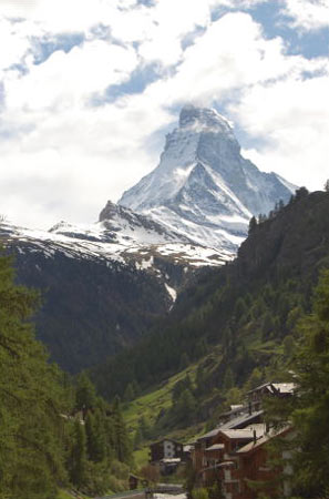 Tramping Switzerland, Part III