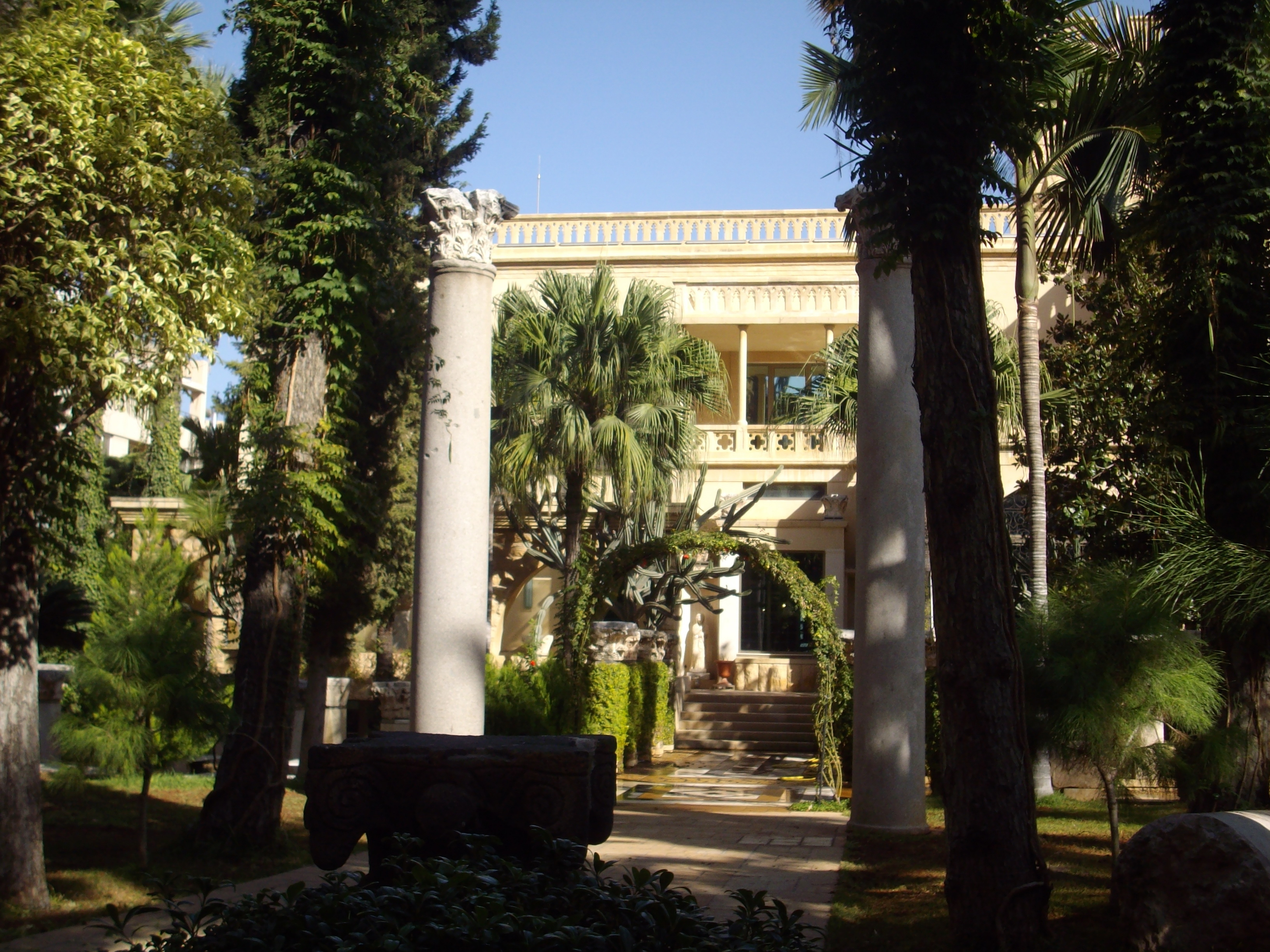 The Mouawad Private Museum in Beirut