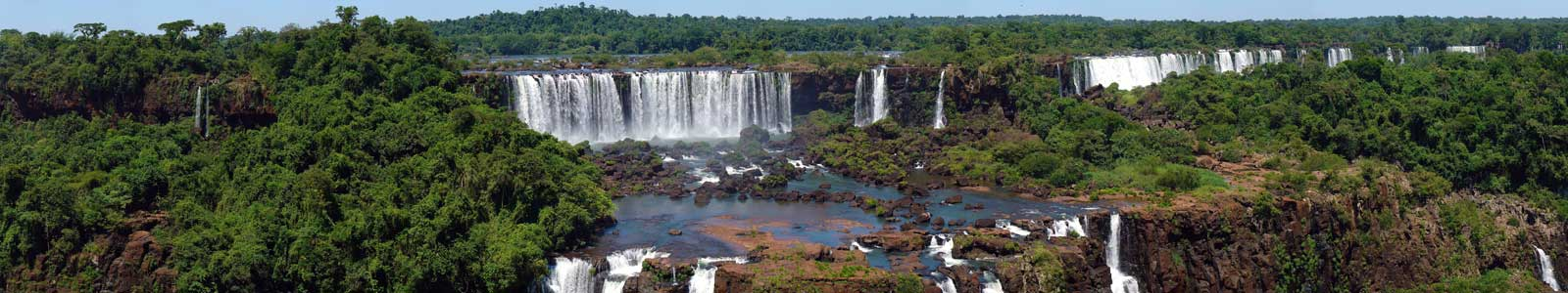 Argentina in Three Parts: Iguazu
