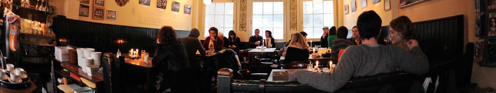Surround Sounds: Café De Prins