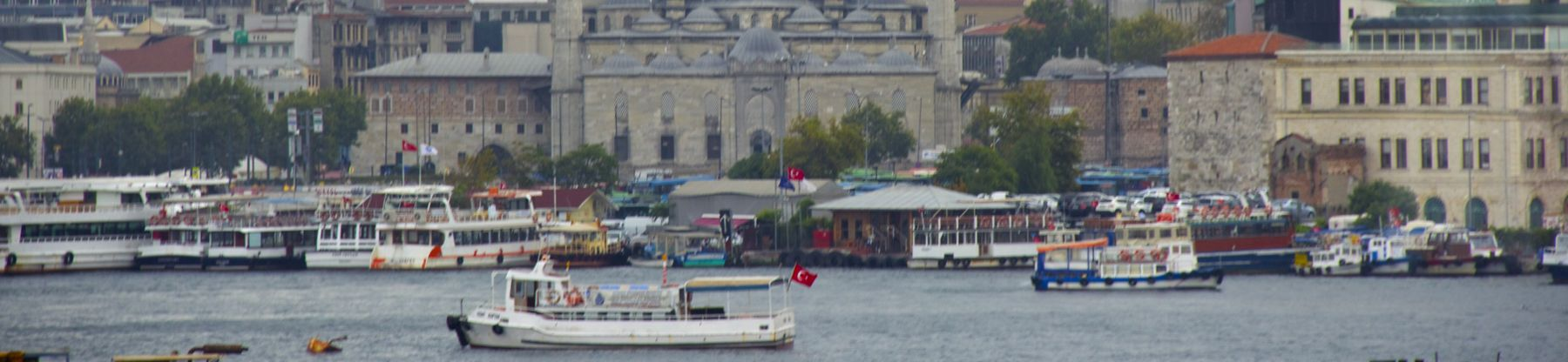 Touring Turkey