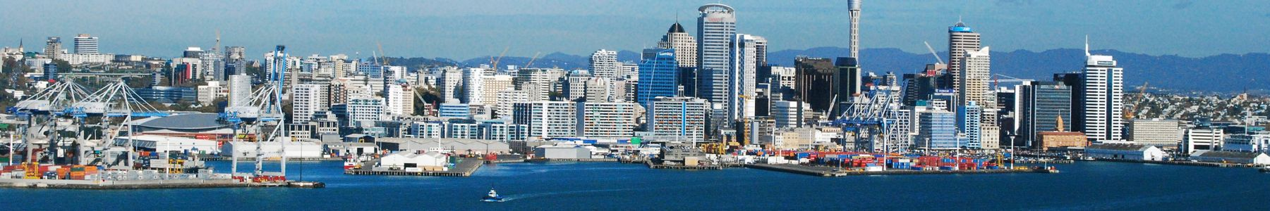 The Big Little City, Auckland, NZ