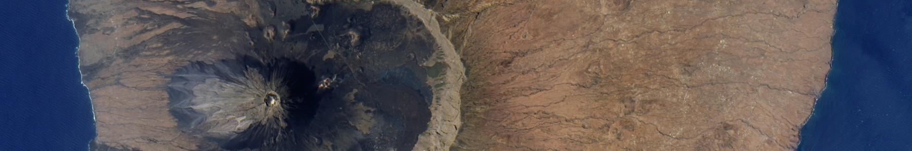Volcanic Cape Verde Islands