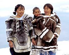 Glimpse Traditional Inuit Communities