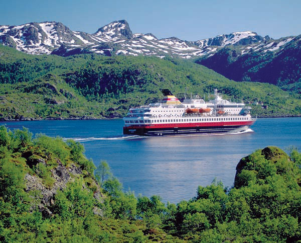 Hurtigruten Celebrates 120 Years