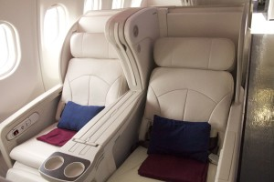 Fiji Airways business class Air Pacific, Fiji Airways,Fiji Airways LAX,LAX to Fiji