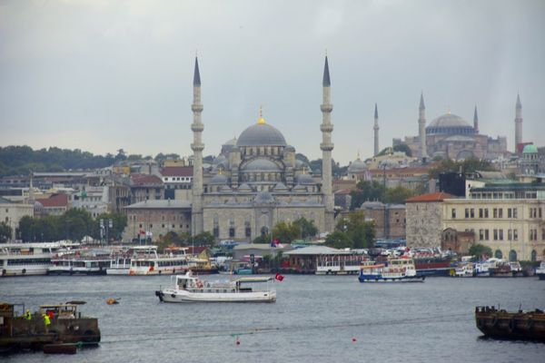 Turkish Delights with Flotours, Part 1