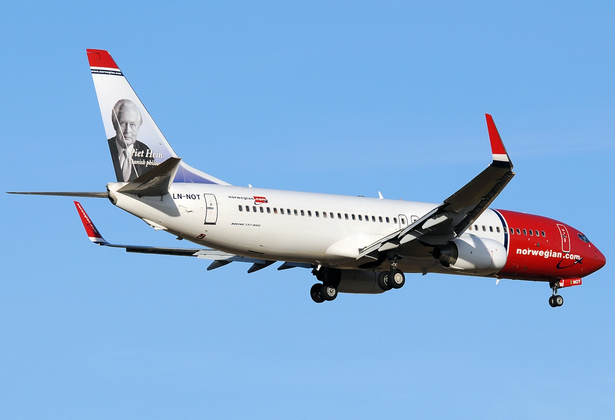 Norwegian launches new routes