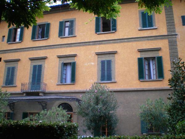A Garden in Fiesole