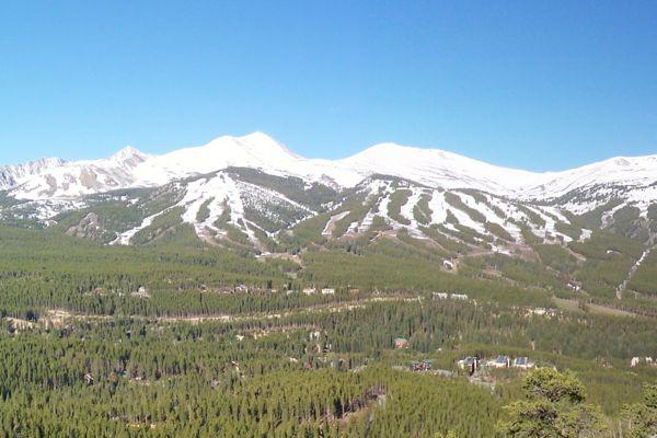 Deep Breaths, Small Steps in Breckenridge, Colorado