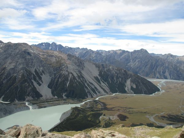 Mount Cook National Park: A Whisper of Peace