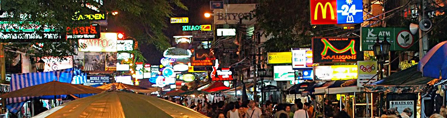 Same Same, but Different in Bangkok