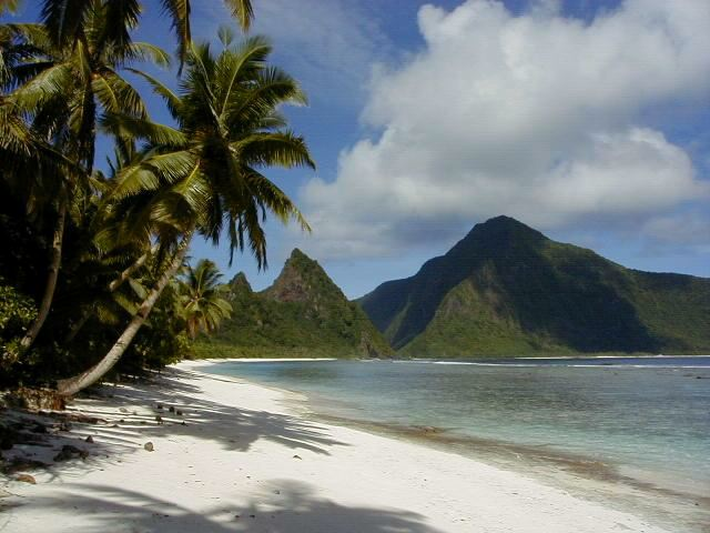 Learning About American Samoa