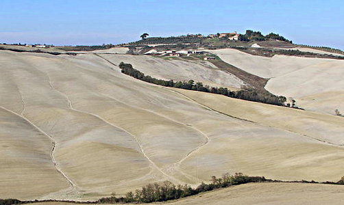 Le Crete Senesi  – The Italian Road Trip