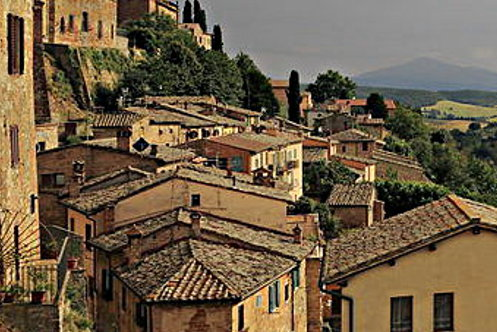 Walking Montepulciano