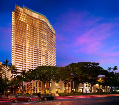 Ritz-Carlton Residences, Waikiki Beach
