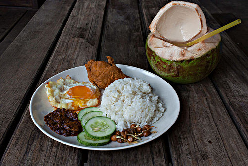 For the Love of Nasi Lemak
