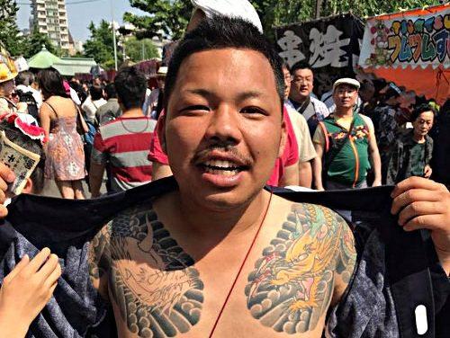 How to meet the Yakuza (if you dare)