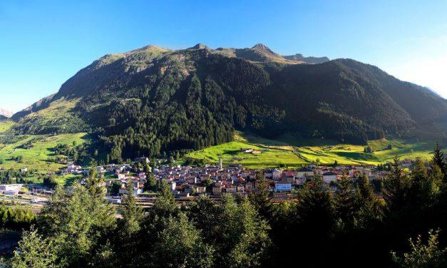 Exploring Airolo, Switzerland