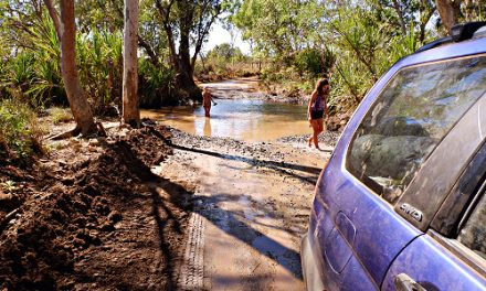 Driving Up Gibb River Road – Western Australia