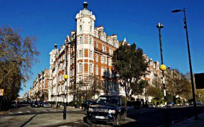 Slow Travel through London