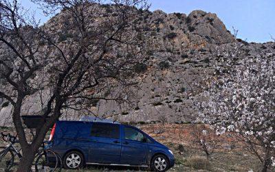 Van Life in the South of Spain