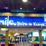 """No Time for the Lion Park"" <br> Nairobi Airport, Kenya"