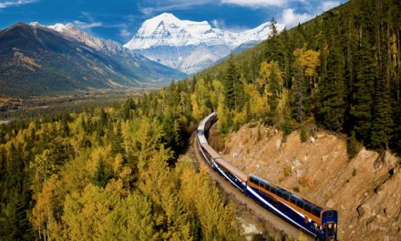 Why The Rocky Mountaineer Should Be On Your Bucket List