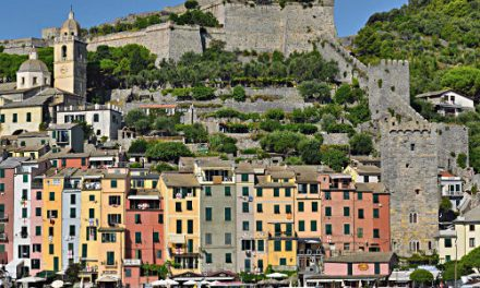 The Sixth Village of the Cinque Terra