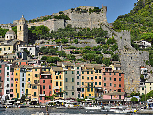 The Sixth Village of the Cinque Terra