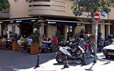 Florentime in a Tel Aviv Neighborhood