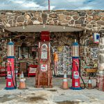 The Odd Town of Oatman, Arizona:  <br>A Route 66 Adventure