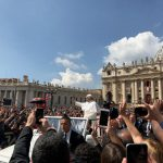 Gratitude at the Vatican: <br>An Unexpected Easter Blessing