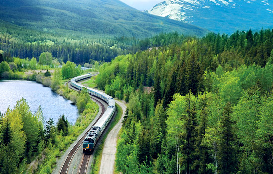 The Top 5 Canadian Train Vacations